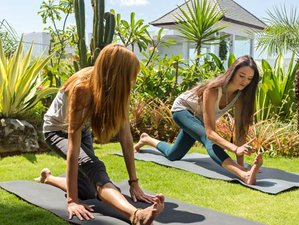 4 Days Fresh and Uplifting Yoga Retreats in Bali