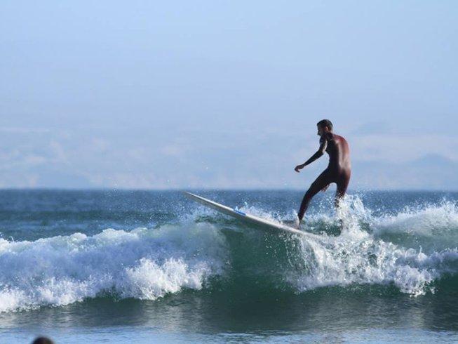 7 jours en stage de surf et yoga à Imsouane, Maroc