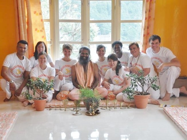 10 Weeks 500-Hour YTT in Dharamsala, India