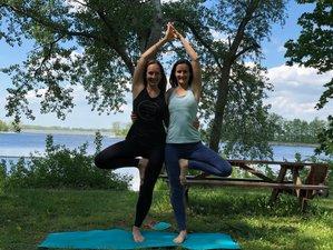 4 Tage Yoga und Ayurveda Retreat an der Elbe
