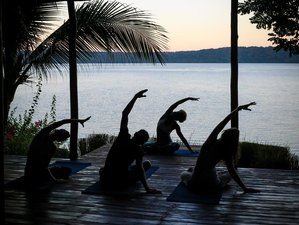 8 Days Healthy All Inclusive Christmas Yoga Retreat in Laguna de Apoyo, Nicaragua
