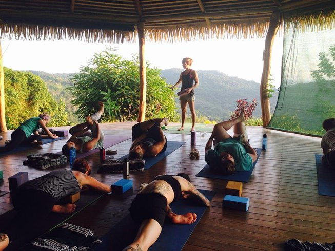 9 Days Vitality Adventure Yoga Retreat Costa Rica