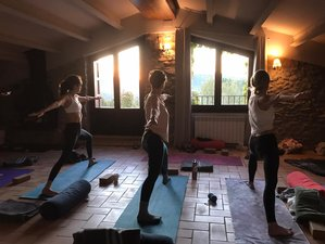 3 Day Silent Yoga and Meditation Retreat in Girona