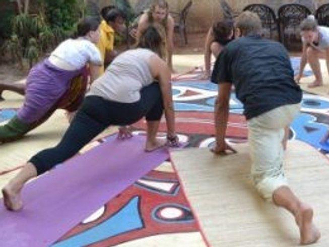 29 jours-200h de formation de professeur de yoga à Goa, Inde
