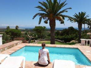 8 Day Nourishing Sun, Sea, and Yoga Holiday in Tarifa, Cádiz