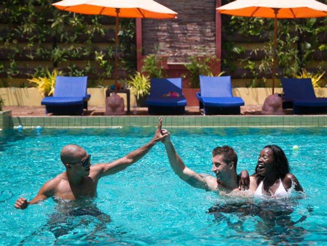 8 Days Thai Cooking Course & Yoga Retreat in Phuket, Thailand