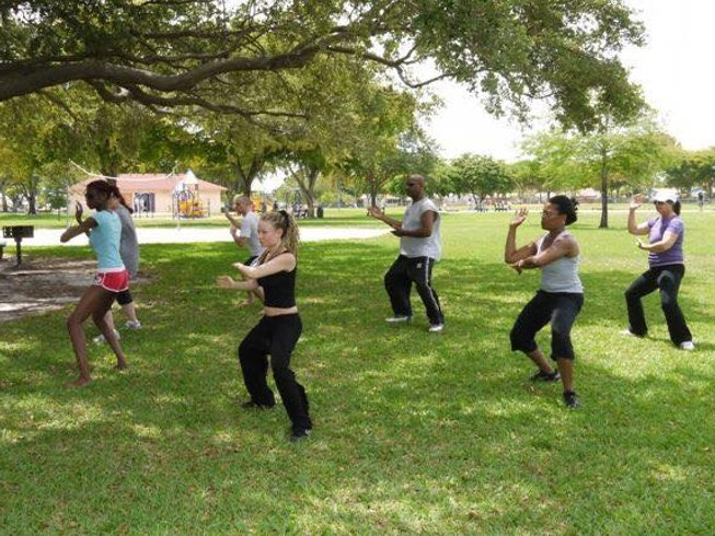7 Days Kung Fu Training in Florida, USA