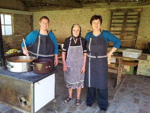 5 Days Transylvania Cooking, Baking, Wine Holidays