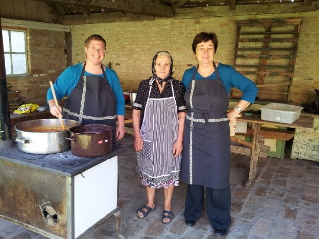 5 Days Transylvania Cooking, Baking, Wine Holidays