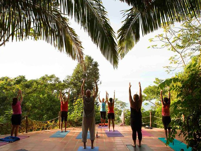 8-Daagse Jungle Yoga Retraite San Francisco, Mexico
