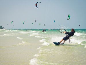 8 Day Private Kitesurf Camp in Hua Hin, Prachuap Khiri Khan