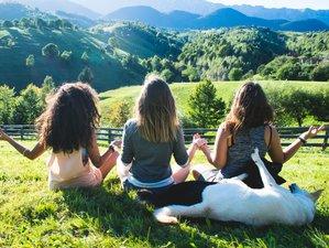 4 Tage Mini Retreat Yoga & Detox Wochenende in Transsilvanien