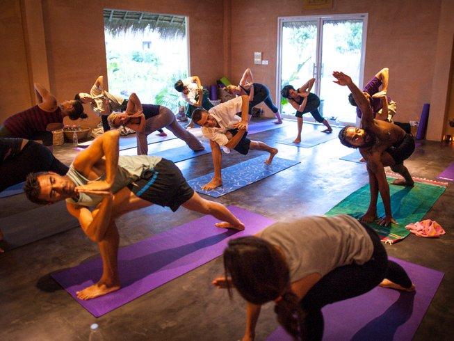5 Tage Mini Yoga Urlaub in Kambodscha