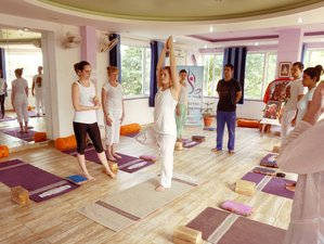 29-Days 300-Hour Vinyasa Yoga Teacher Training in India