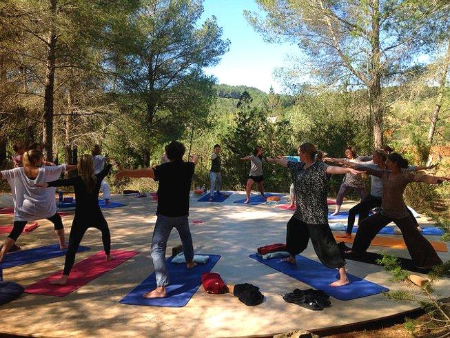 6-Daagse Harmoniserende Leven Detox en Yoga Retraite op Ibiza, Spanje