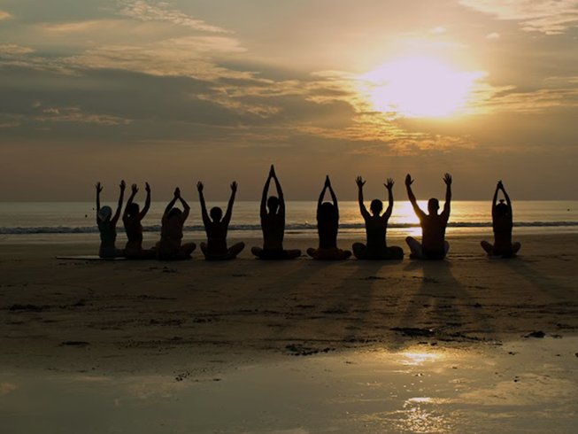 27 Days 200hr Multi-style Yoga Teacher Training India