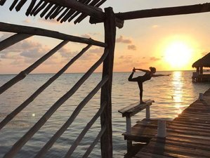 8 Days Relaxing Yoga and Meditation Retreat in San Pedro, Belize