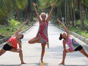 43 Day 300 Hours Advanced Yoga Teacher Training in Surat Thani, Ko Pha Ngan