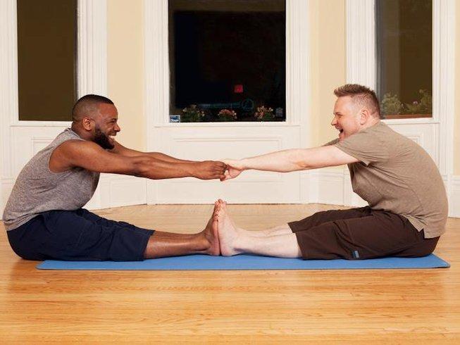 yoga x gay
