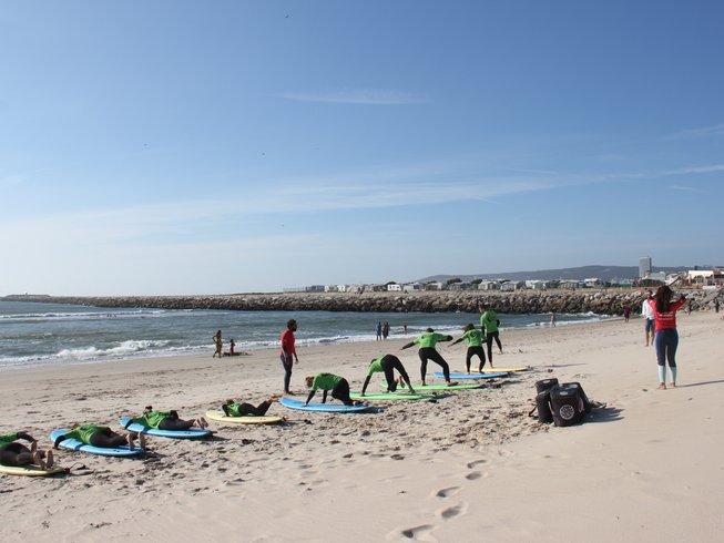 7 Days Surf Camp in Maiorca, Figueira da Foz, Portugal