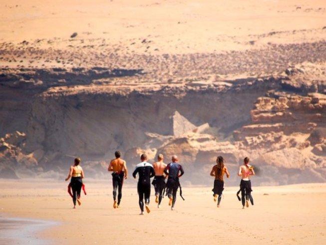8 Days Beginner's Surf Camp in Tamraght, Morocco