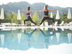 7 Day Nirvana Yoga and Meditation in Tuscany Where Wine, Pasta, and Yoga Find The Perfect Balance