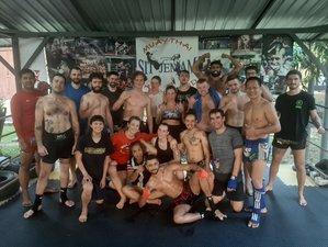 1 Month Muay Thai Training in Mae Hong Son