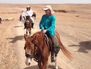 2 Day Traditional Villages in the Heart of the Green Belt Horseback Riding Holiday in Morocco
