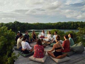 4 Day Sacred Feminine Soul Yoga Retreat in Boca Paila, Tulum