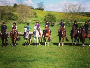 7 Days Children's Residential Horse Riding Camp (10 to 17 Years) in Cirencester, UK