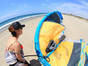 5 Day Kitesurfing, Gourmet and Yoga Camp in Ñuro, Piura Region
