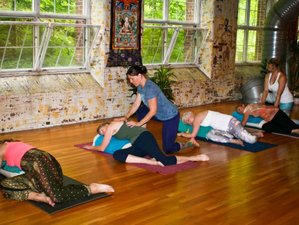 8 Day Restorative Yoga and Yoga Nidra Certification Course in Cadiz, Spain