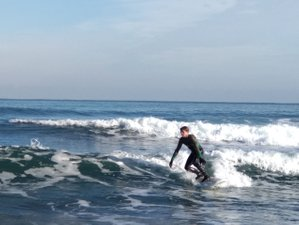 4 Days Surf Camp in Lebu, Chile