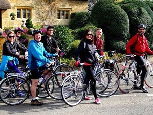10 Days - A Cotswolds Cycling Holiday from Oxford to Bath, England, UK