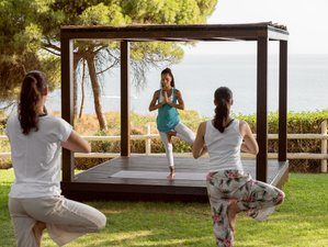 6 Days Yoga and Harmonization of the Chakras on a Beautiful Clifftop Setting