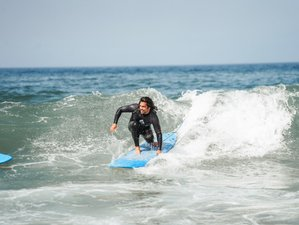 8 Day Rental, Eat and Sleep Surf Camp in Costa Da Caparica, Lisbon