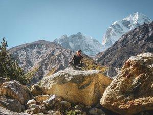 14 Tage Trekking und Yoga Retreat im Himalaya, Nepal