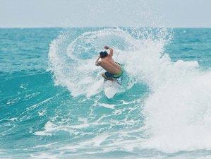 10 Days Surf Camp and Yoga Retreat in Ecuador