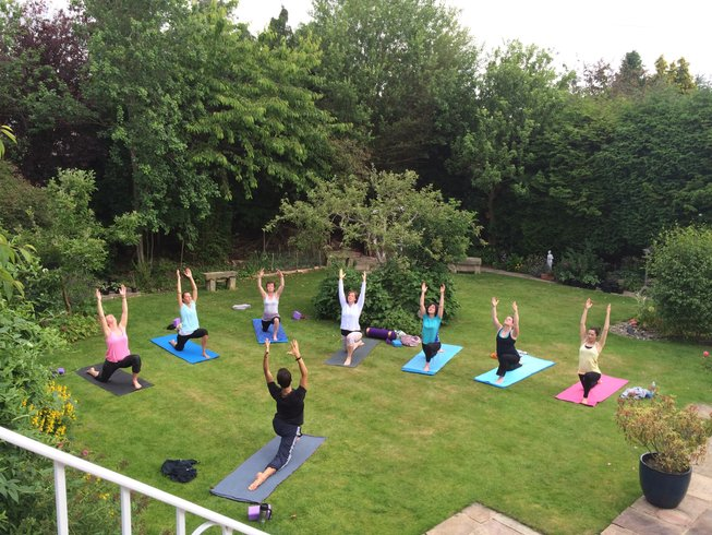 4 Days Summer Bank Ayurvedic Meditation Yoga Retreat in UK