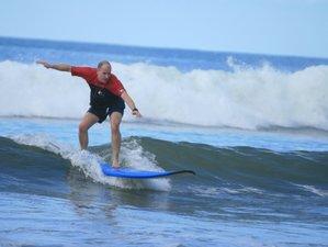 5 Days Exhilarating Surf Camp in Santa Cruz, Costa Rica