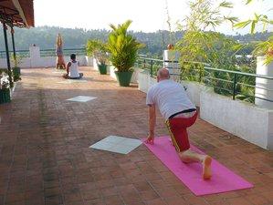 7-Daagse Fiets en Strand Yoga Retraite in India