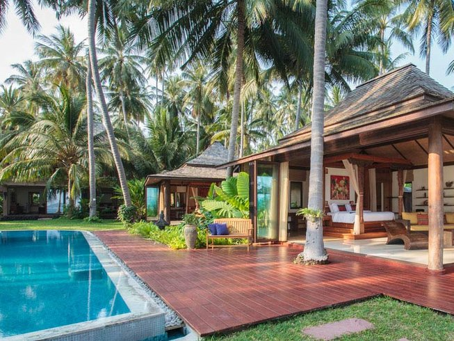 8 Days Luxurious Yoga Retreat Thailand