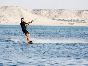 8 Days Kitesurfing Camp in Obidos, Portugal