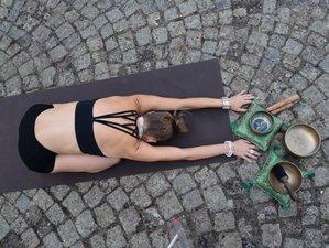 7 jours en stage de yoga, jeûne en cascade et soins de ventouses et moxibustion dans les Vosges