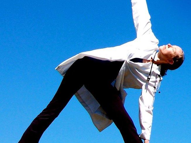 5 jours en retraite de yoga et médecine spirituelle au Nouveau-Mexique, États-Unis