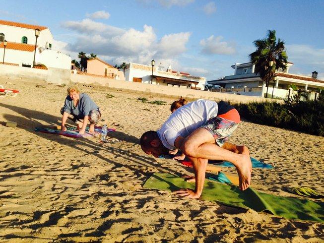8 Days Happy and Healthy Yoga Retreat in Fuerteventura, Spain