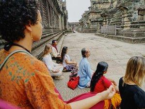 11 Days 100-Hour Luxury and Rejuvenating Yoga Teacher Training in Siem Reap, Cambodia
