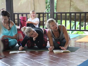 24 Day 200-Hour Yoga Teacher Training in Na Mueang, Koh Samui