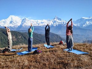 14 Days Trek, Meditation, and Yoga Retreat in Nepal