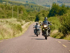 13 Day Ultimate Wild Atlantic Way Self-Guided Motorcycle Tour in Ireland